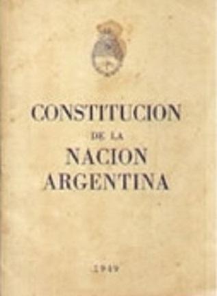 DERECHO A HUELGA EN LA CONSTITUCION DEL 49.