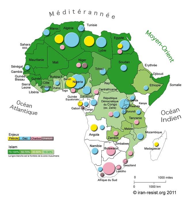 ÁFRICA, NUEVAMENTE OBJETIVO DE LA OLIGARQUÍA FINANCIERA E INDUSTRIAL