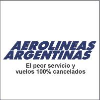 Réquiem por Aerolíneas  Argentinas y Austral