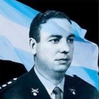 ACTO POR EL CORONEL  ARGENTINO DEL VALLE LARRABURE