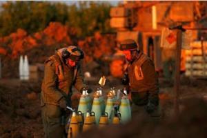ISRAEL REALIZA PREPARATIVOS PARA UN ATAQUE A LIBANO
