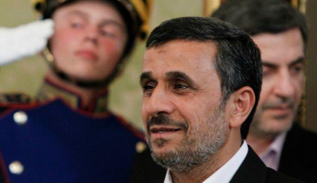 El presidente iraní, Mahmoud Ahmadinejad.
